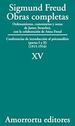 Papel Obras Completas S Freud Vol 15
