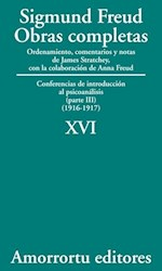 Papel Obras Completas S Freud Vol 16