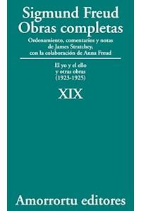 Papel XIX. El yo y el ello, y otras obras (1923-1925)