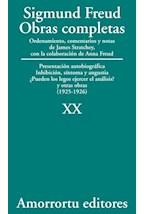 Papel S.FREUD XX OBRAS COMPLETAS