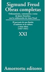 Papel S.FREUD XXI OBRAS COMPLETAS