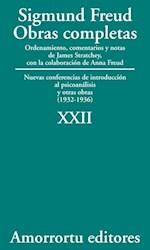Papel Obras Completas S Freud Vol 22