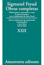 Papel S.FREUD XXII OBRAS COMPLETAS