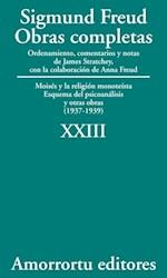 Papel Obras Completas S Freud Vol 23