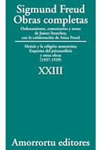 Papel S.FREUD XXIII OBRAS COMPLETAS