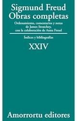 Papel S.FREUD XXIV OBRAS COMPLETAS