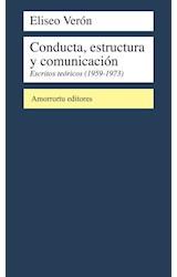 Papel CONDUCTA, ESTRUCTURA Y COMUNICACION