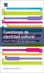 Libro Cuestiones De Identidad Cultural