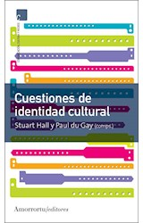 Papel CUESTIONES DE IDENTIDAD CULTURAL (2DA ED).