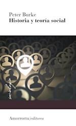 Libro Historia Y Teoria Social