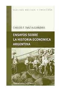 Papel Ensayos sobre la historia económica argentina
