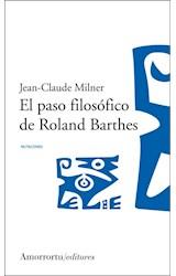 Papel EL PASO FILOSOFICO DE ROLAND BARTHES