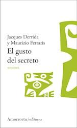 Libro El Gusto Del Secreto