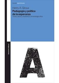Papel Pedagogia Y Politica De La Esperanza