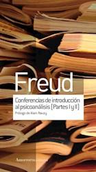 Libro Conferencias De Introduccion Al Psicoanalisis Parte 1 Y 2