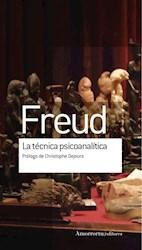 Libro La Tecnica Psicoanalitica