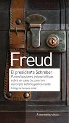 Libro El Presidente Schreber