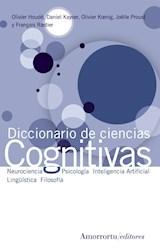 Libro Diccionario De Ciencias Cognitivas