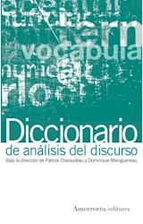 Papel DICCIONARIO DE ANALISIS DEL DISCURSO