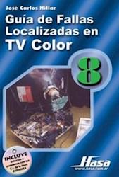 Papel Guia De Fallas Localizadas En Tv Color 8