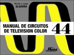 Libro 44. Manual De Circuitos De Television Color