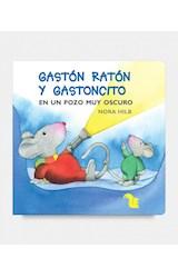 Papel GASTON RATON Y GASTONCITO EN UN POZO MUY OSCURO