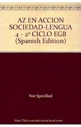 Papel A Z EN ACCION 4 EGB SOCIALES / LENGUA