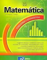 Papel Matematica Funciones Y Estadistica
