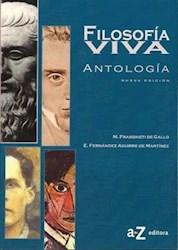 Papel Filosofia Viva Antologia
