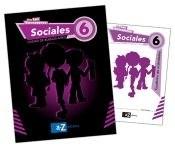 Papel SOCIALES 6 A Z EGB [LOS BUSCADORES]