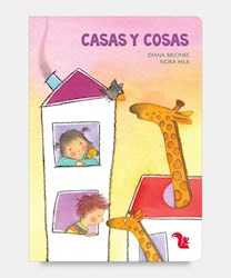 Libro Casas Y Cosas