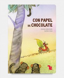 Libro Con Papel De Chocolate