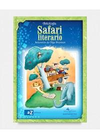 Papel Col.Lectonautas-Safari Literario (11+)