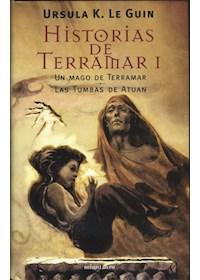 Papel Historias De Terramar I. Un Mago De Terramar