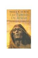 Papel TUMBAS DE ATUAN (HISTORIAS DE TERRAMAR II) (RUSTICA)