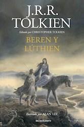Libro Beren Y Luthien