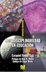 Papel INTERDISCIPLINARIEDAD EN EDUCACION