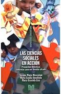 Papel CIENCIAS SOCIALES EN ACCION LAS
