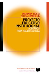 Papel PROYECTO EDUCATIVO INSTITUCIONAL