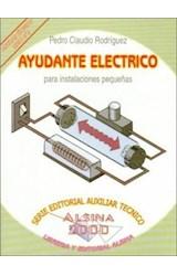 Papel AYUDANTE ELECTRICO PARA INSTALACIONES PEQUEÑAS