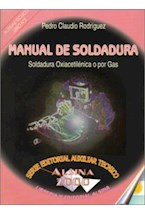 Papel MANUAL DE SOLDADURA  OXIACETILENICA O POR GAS