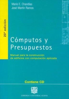 Papel Computos Y Presupuestos. Manual Para La Construccion De Edif