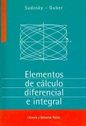 Libro Elementos De Calculo Diferencial E Integral + Tablas Y Formulas Azul
