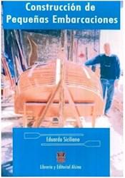 Libro Construccion De Pequeñas Embarcaciones