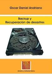 Papel Backup Y Recuperacion De Desastres