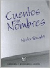 Libro Cuentos Sin Nombres