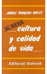 Papel CULTURA Y CALIDAD DE VIDA