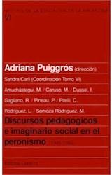 Papel DISCURSOS PEDAGOGICOS E IMAGINARIO SOCIAL EN EL PERONISMO-19
