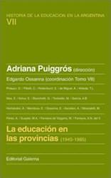 Papel Educacion En Las Provincias