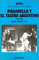 Papel Pirandello Y El Teatro Argentino 1920-1990